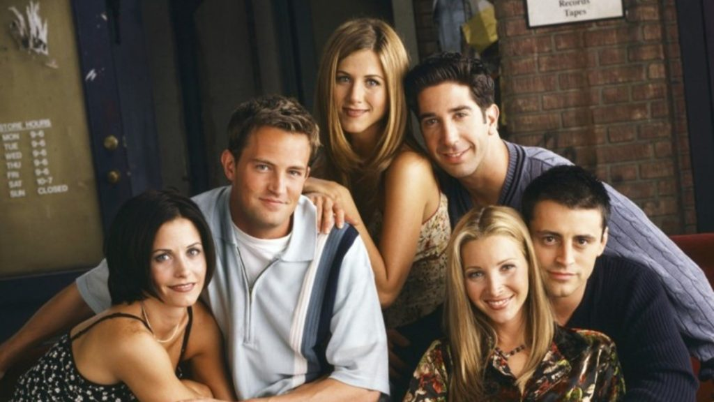 Friends : une série comédie inspirante