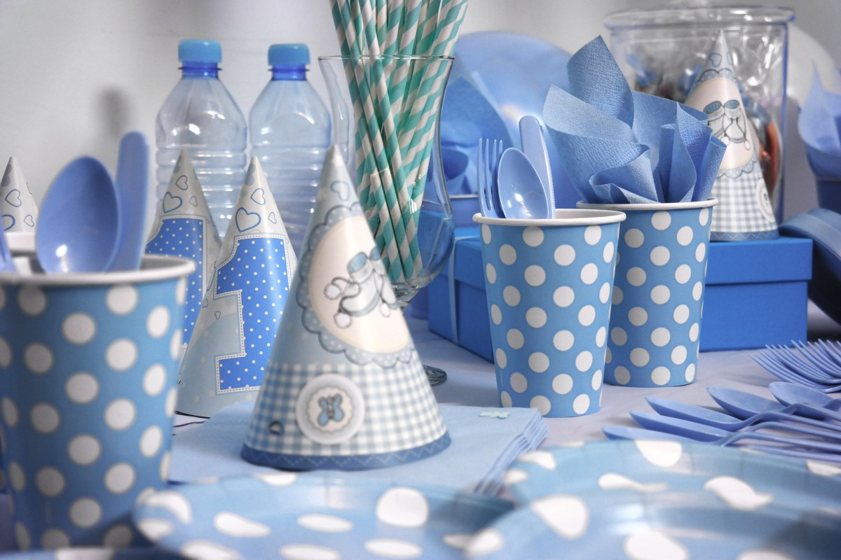 organisation d'un baby shower