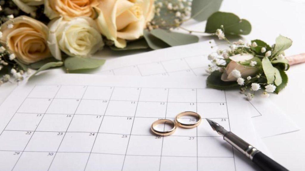 A chaque année de mariage, son anniversaire !