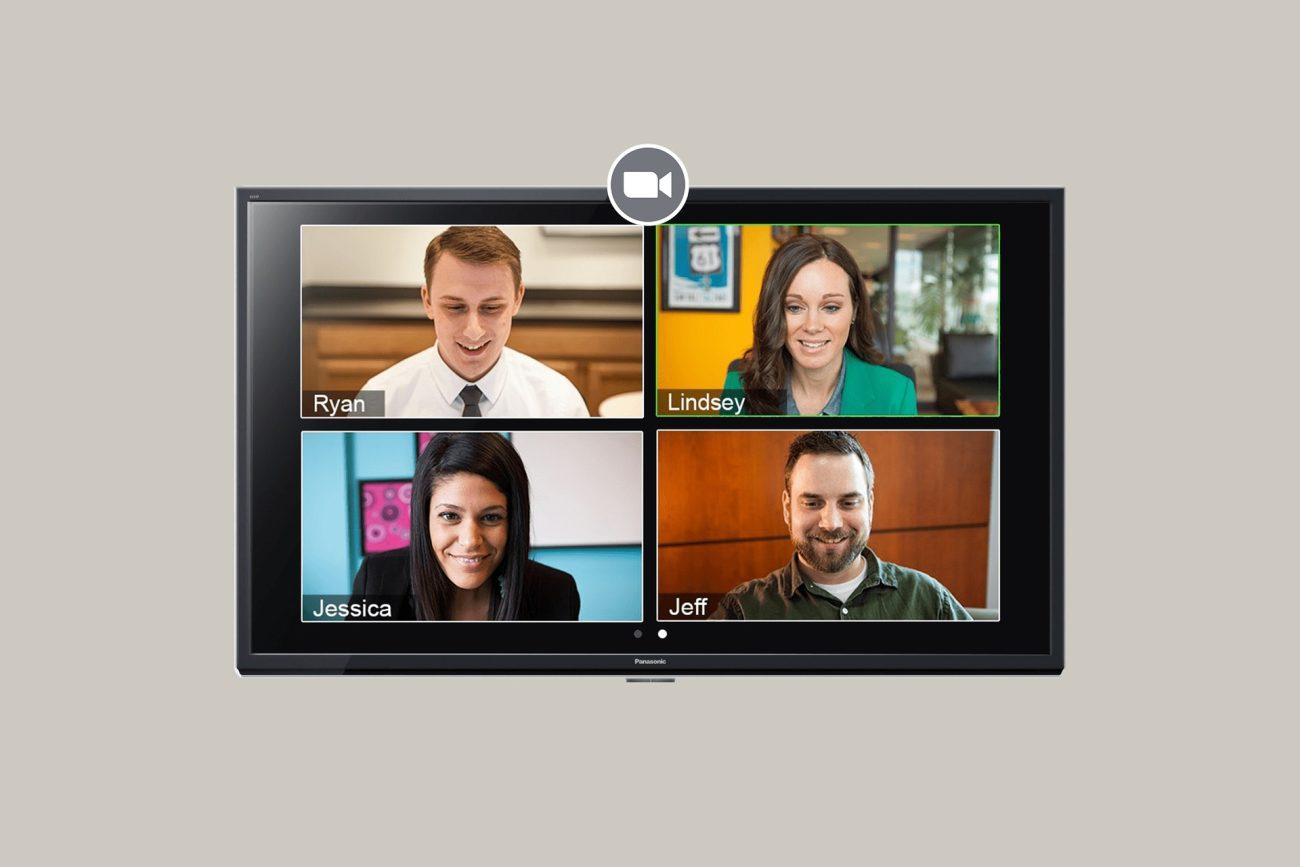 avantages de la conference visio en ligne