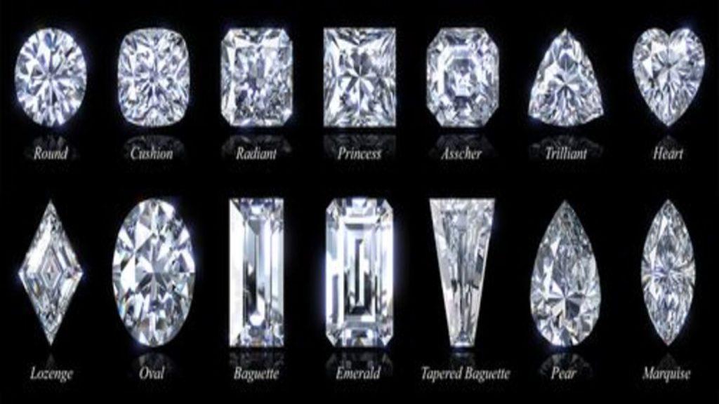 Bague diamants : quelle forme aimez-vous ?